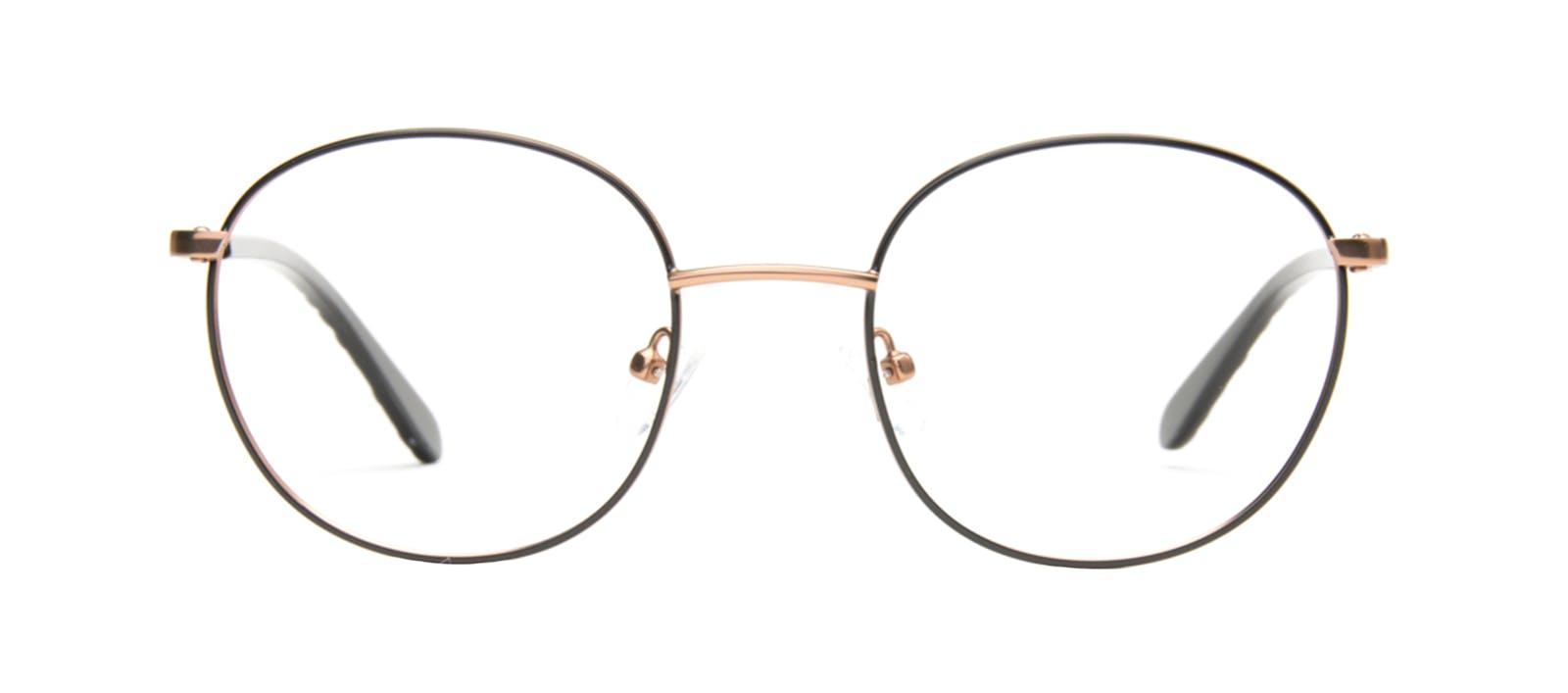 Women\'s Eyeglasses - Joy in Black Copper | BonLook in black copper