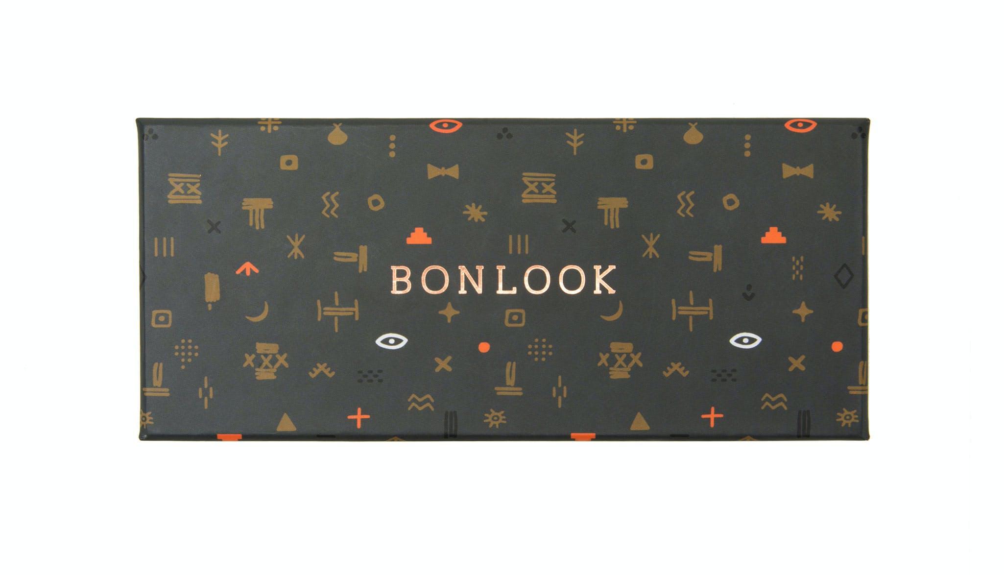 Affordable Fashion Glasses Accessory Men Women Classic Bonlook Case Symbols Tilt