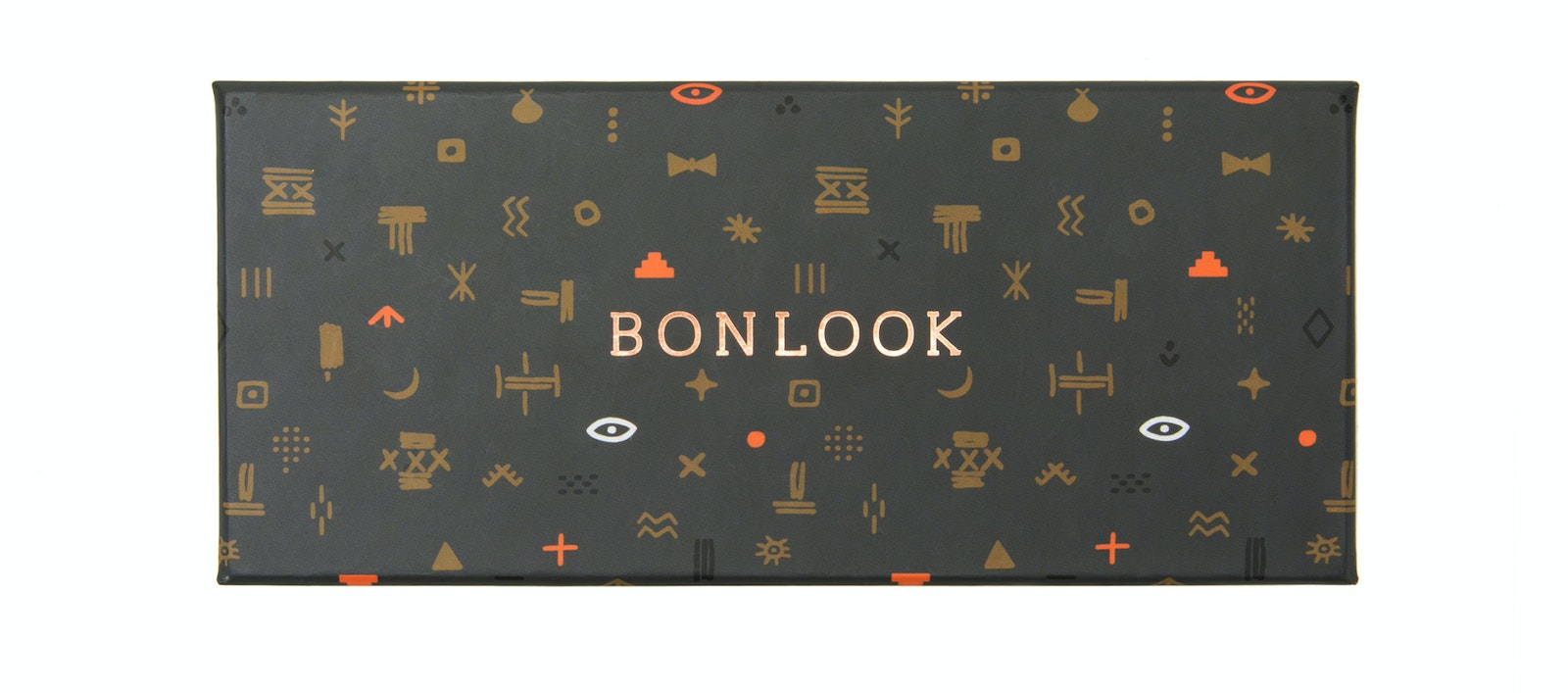 Affordable Fashion Glasses Accessory Men Women Classic Bonlook Case Symbols Tilt