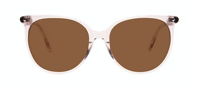 Affordable Fashion Glasses Round Sunglasses Women Area Rose Front