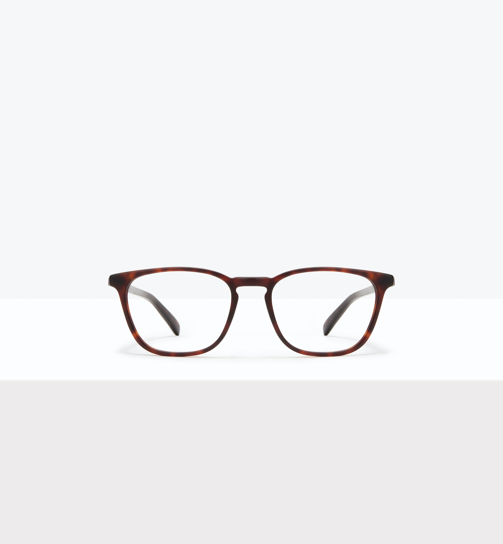 Affordable Fashion Glasses Square Eyeglasses Men Louise M Matte Tort