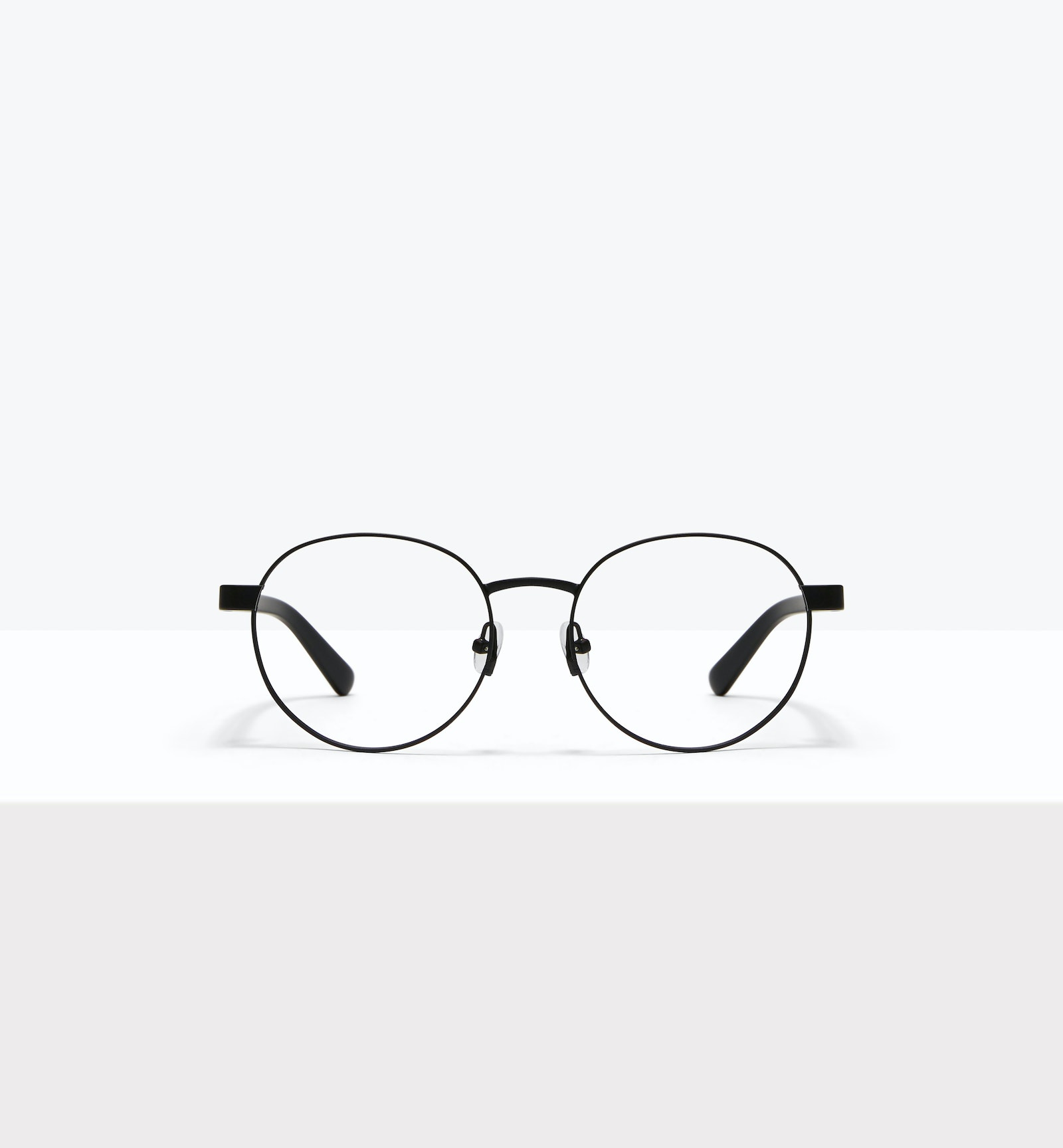 Affordable Fashion Glasses Round Eyeglasses Men Alter Black