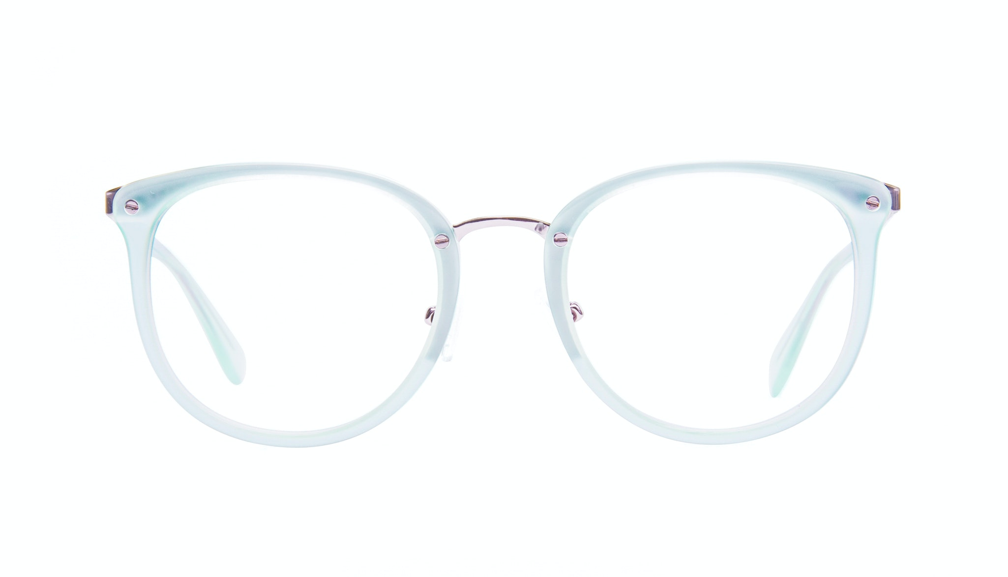 Affordable Fashion Glasses Round Eyeglasses Women Amaze Mint
