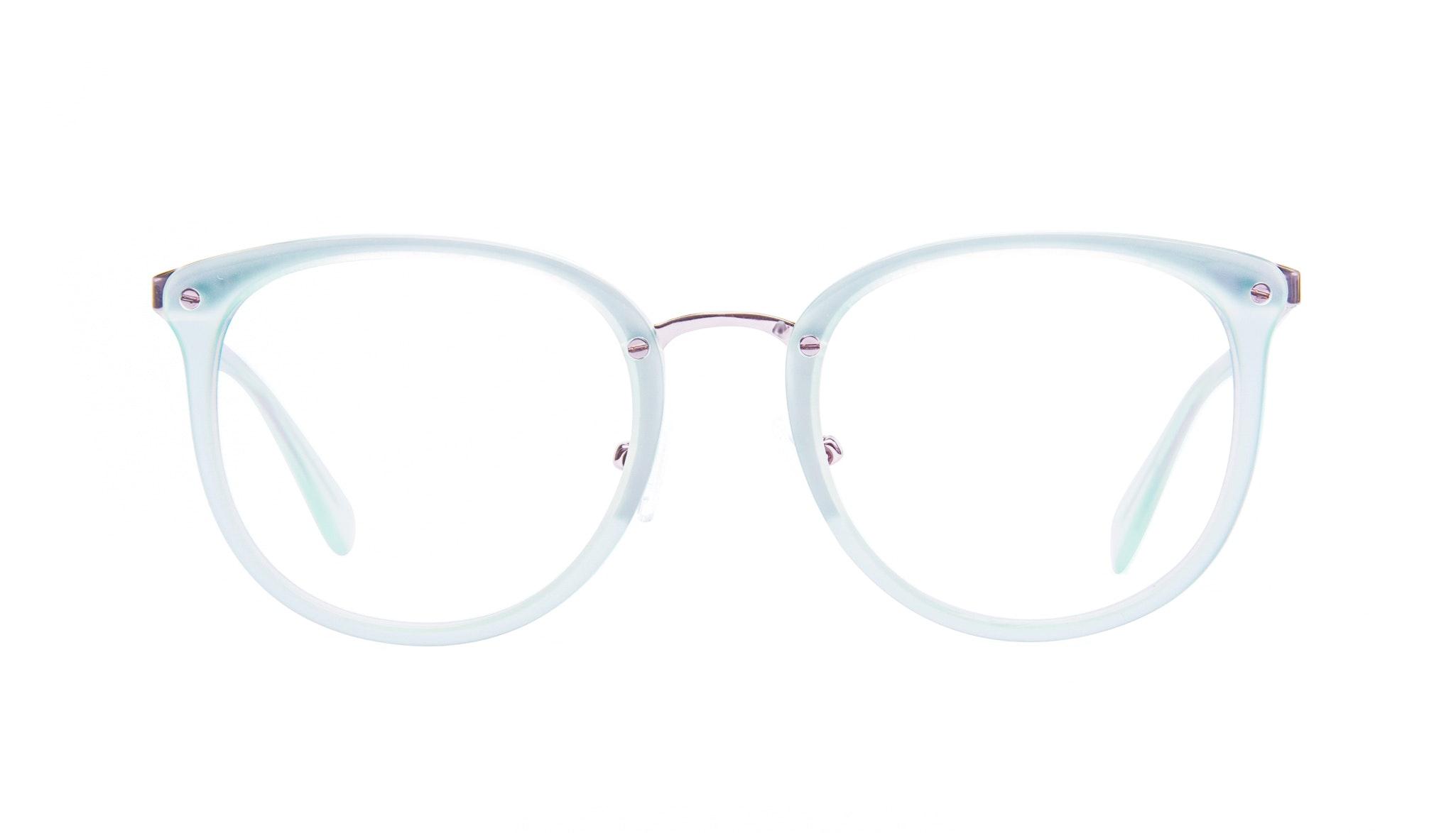 Lunettes tendance Ronde Optiques Femmes Amaze Mint
