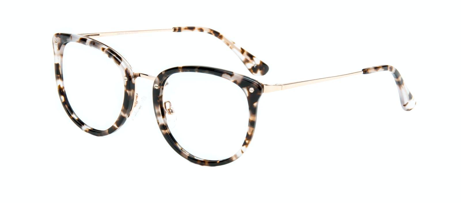 e572c5d2aa Affordable Fashion Glasses Square Round Eyeglasses Women Amaze Mocha  Tortoise Tilt