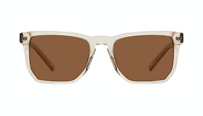 Affordable Fashion Glasses Square Sunglasses Men Andy Golden Front