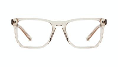 Affordable Fashion Glasses Square Eyeglasses Men Andy Golden Front