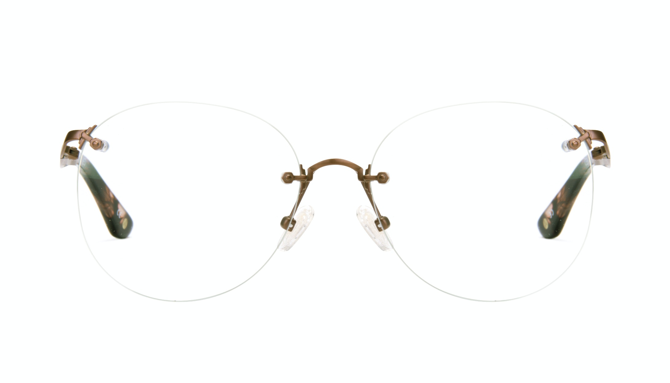 Affordable Fashion Glasses Aviator Cat Eye Eyeglasses Women Anna Naked Front
