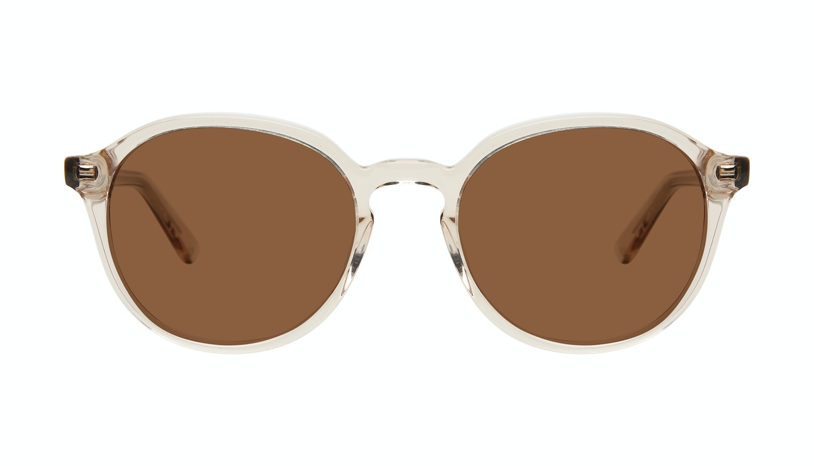 Affordable Fashion Glasses Round Sunglasses Men Ansel Golden