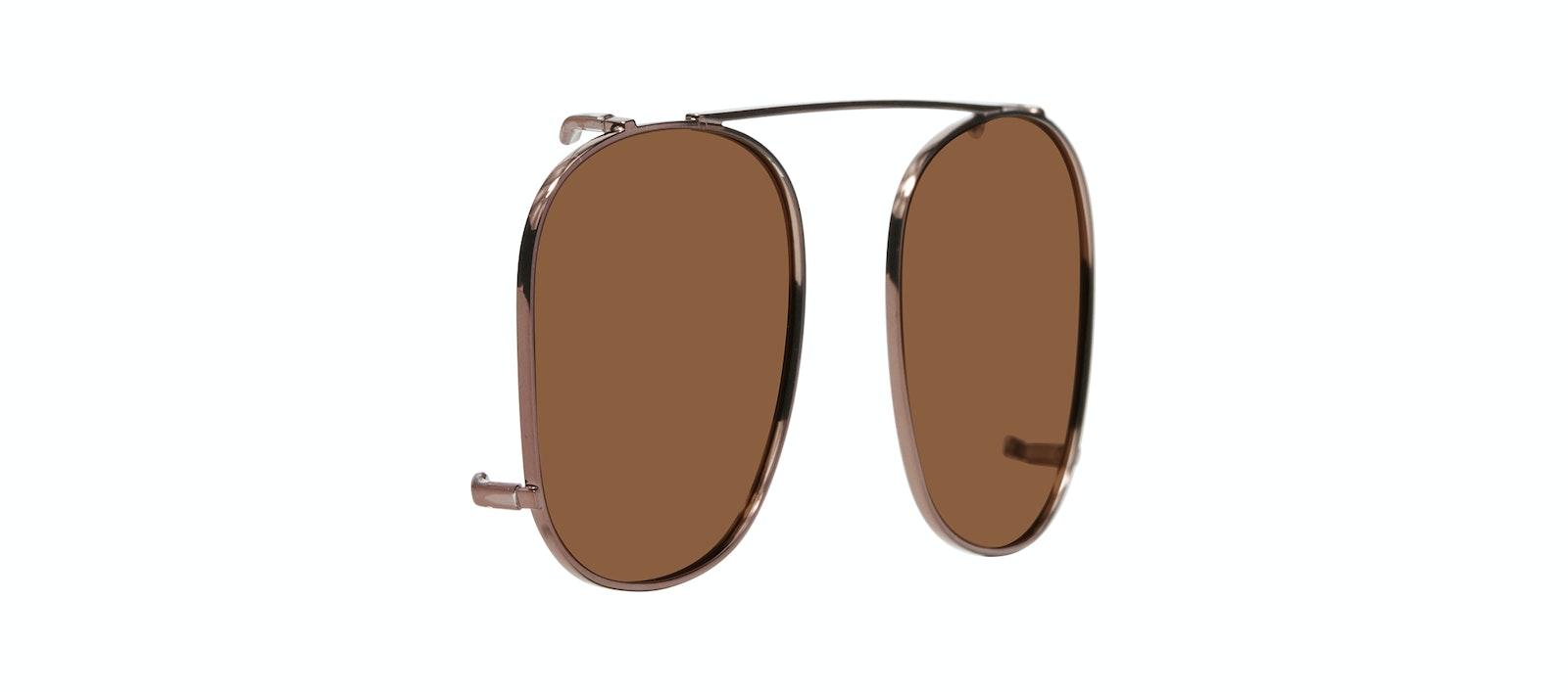 Affordable Fashion Glasses Accessory Men Apex Clip M Copper Tilt