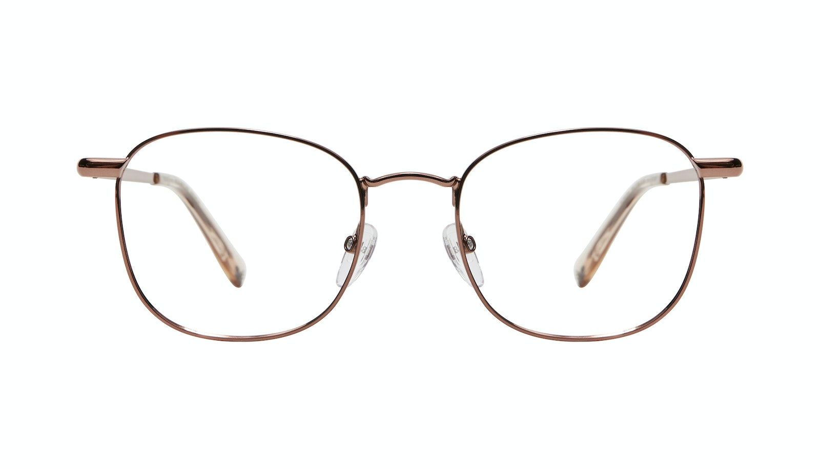 Affordable Fashion Glasses Square Eyeglasses Men Women Apex M Copper