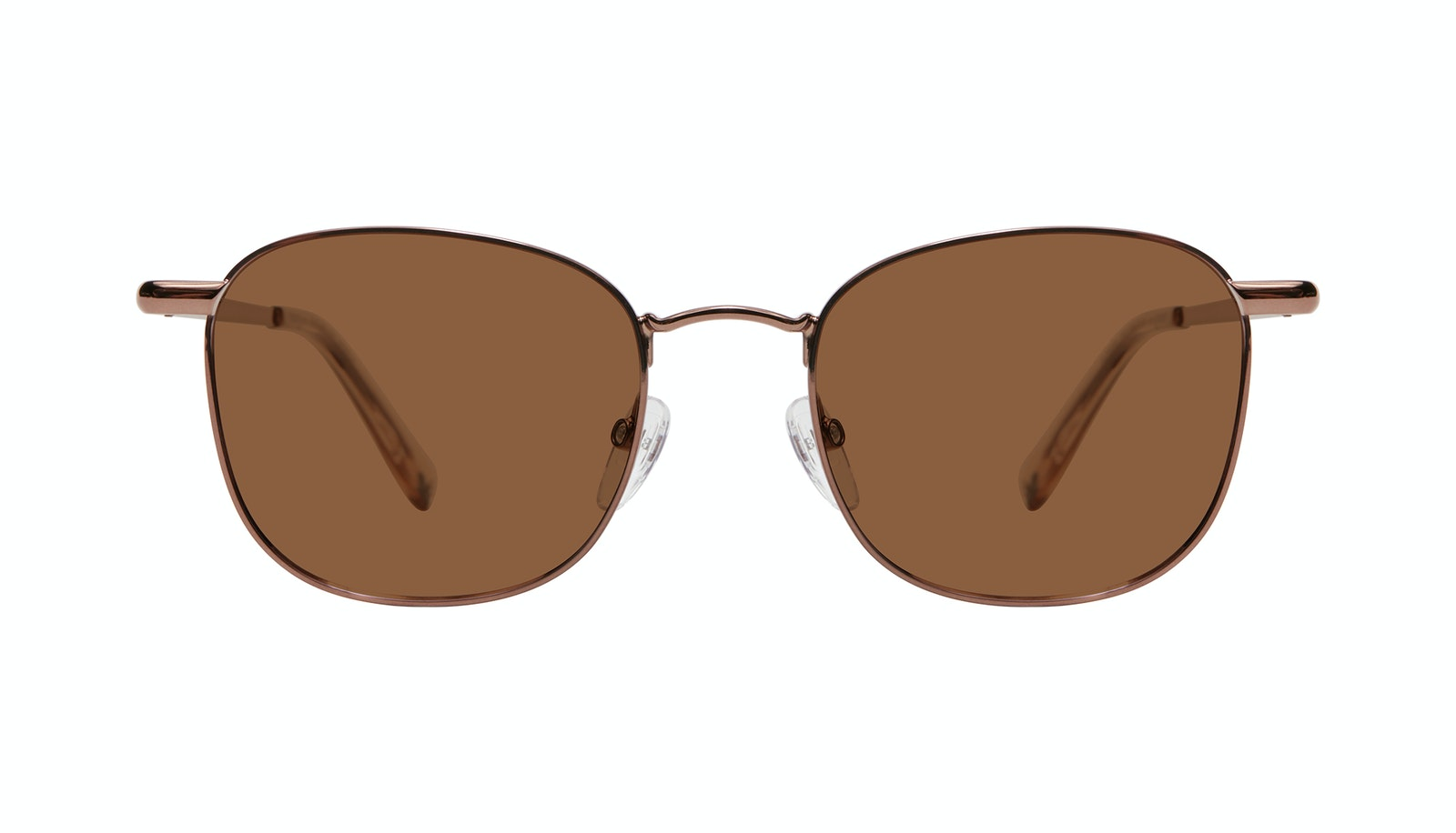 Affordable Fashion Glasses Square Sunglasses Men Apex M Copper