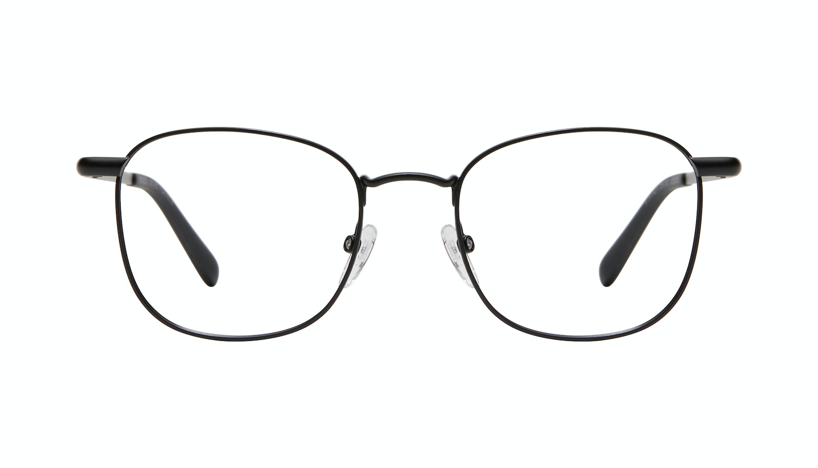 Affordable Fashion Glasses Square Eyeglasses Men Women Apex M Matte Black