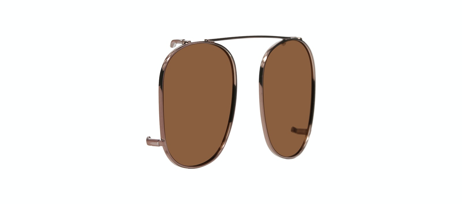Affordable Fashion Glasses Accessory Men Apex Clip S Copper Tilt