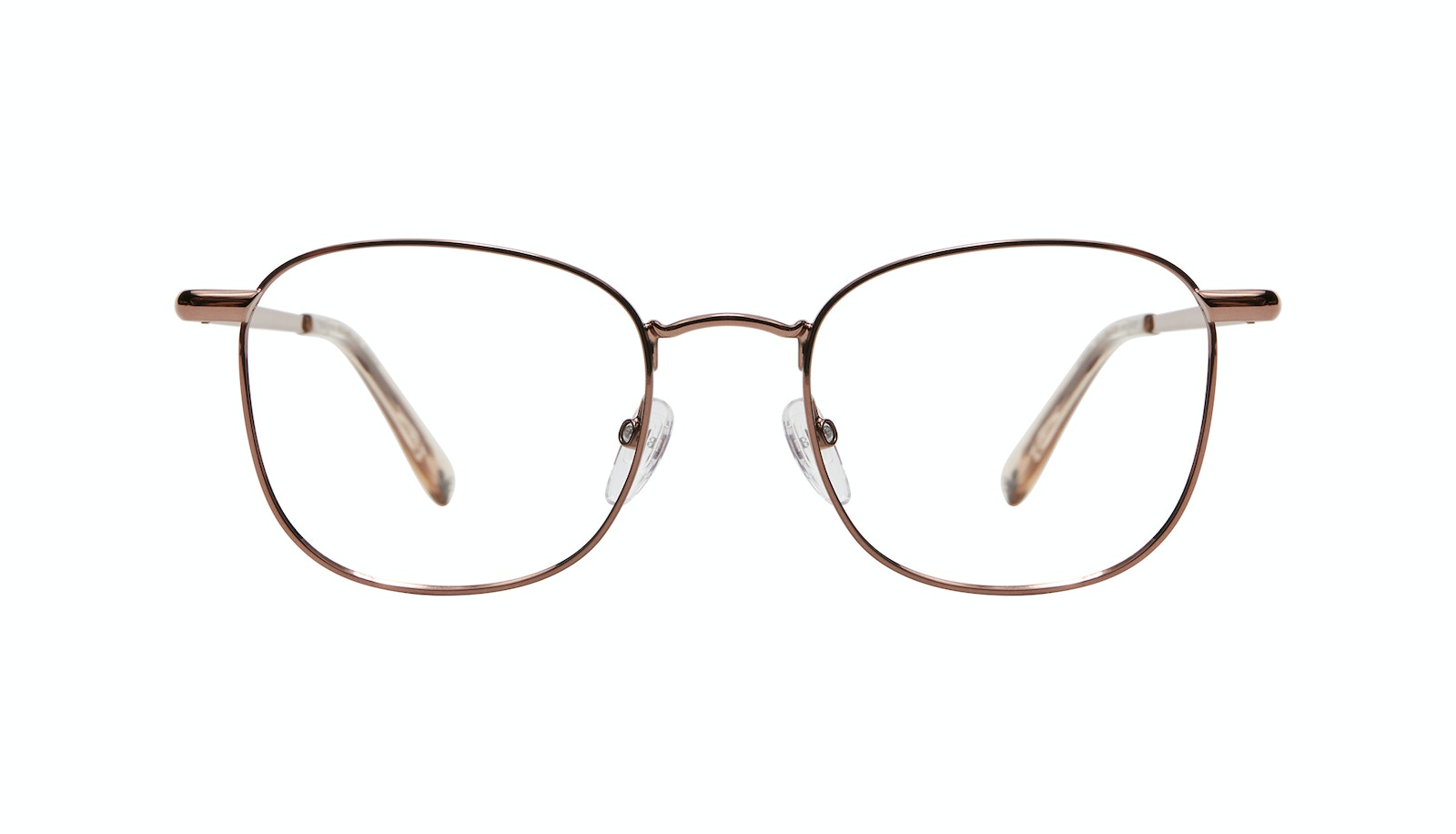 Affordable Fashion Glasses Square Eyeglasses Men Apex S Copper