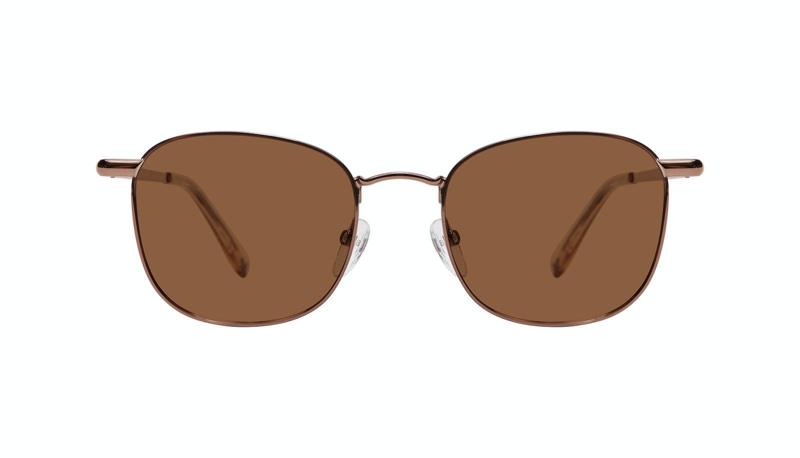Lunettes tendance Carrée Lunettes de soleil Hommes Apex S Copper