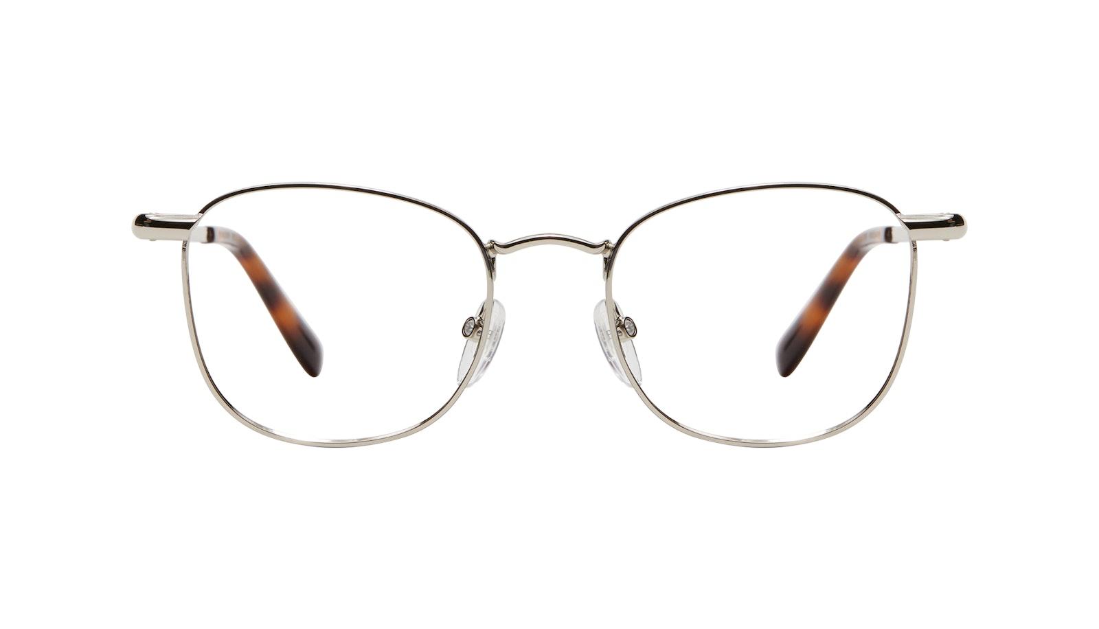 Lunettes tendance Carrée Lunettes de vue Hommes Apex S Silver