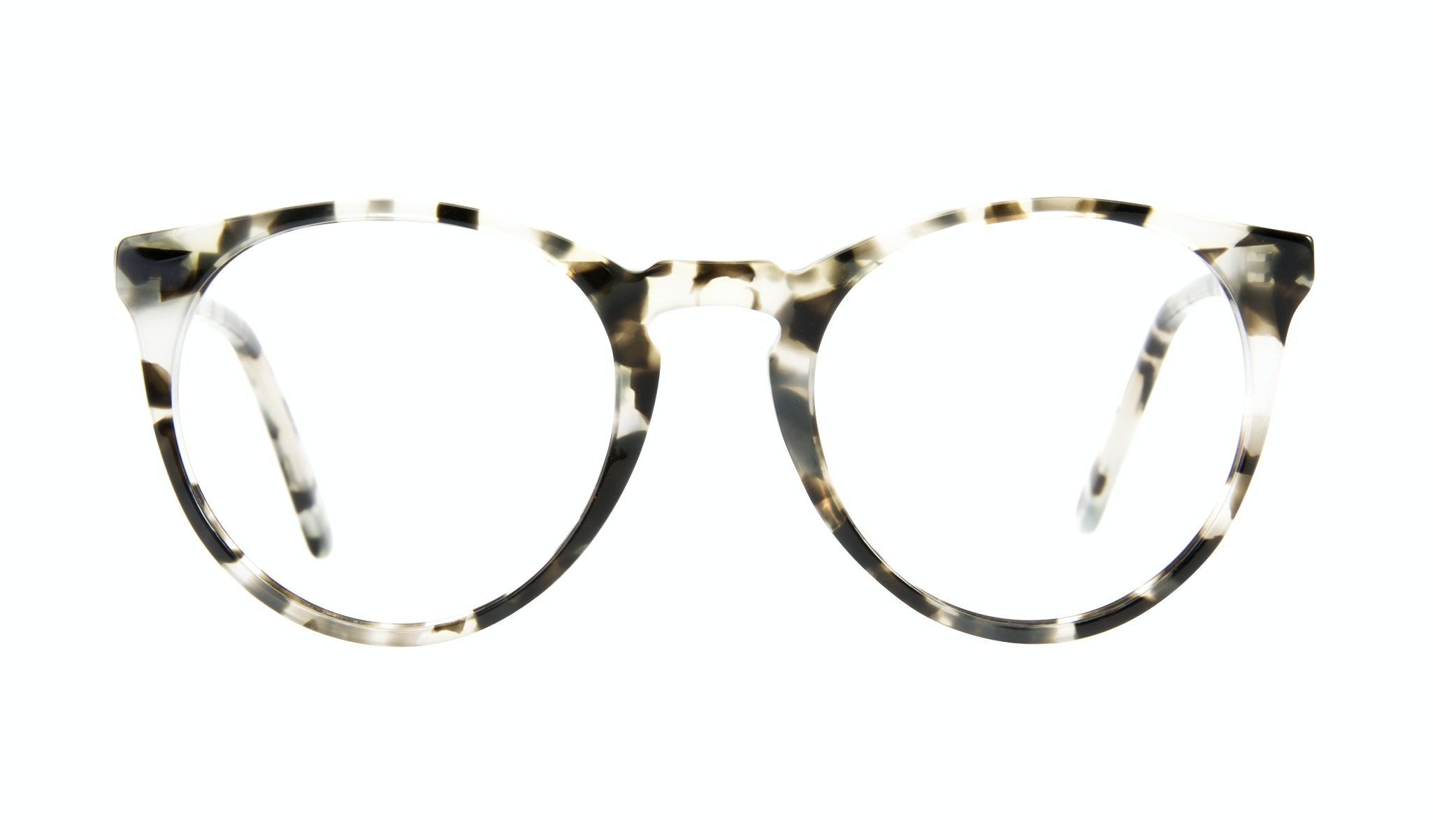 Affordable Fashion Glasses Round Eyeglasses Men Arch Camo Tort