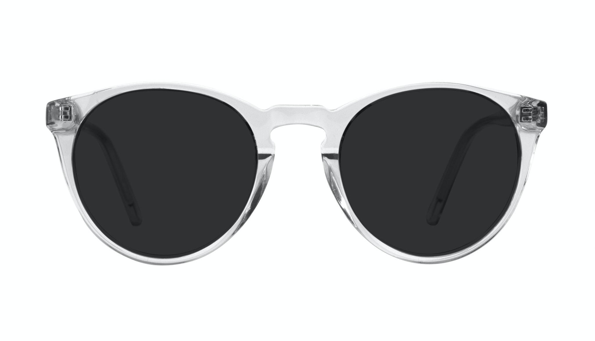 Affordable Fashion Glasses Round Sunglasses Men Arch Grey