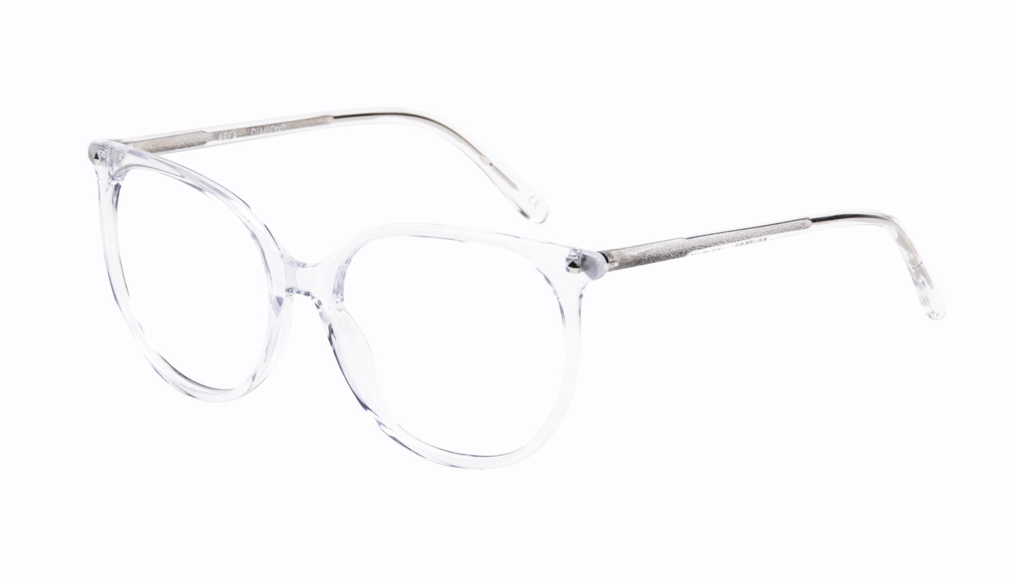 Affordable Fashion Glasses Cat Eye Square Eyeglasses Women Area Diamond Tilt
