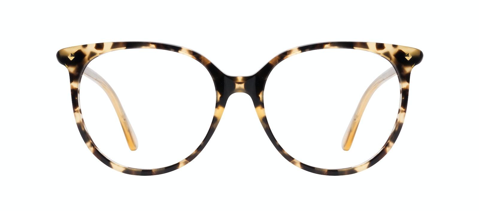 Affordable Fashion Glasses Round Eyeglasses Women Area Petite Bingal Front