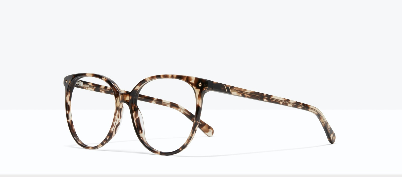 Affordable Fashion Glasses Round Eyeglasses Women Area S Leopard Tilt