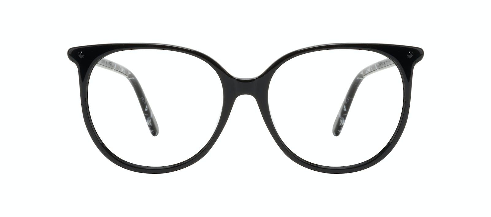 30e87de0e51 Affordable Fashion Glasses Round Eyeglasses Women Area Onyx Marble Front