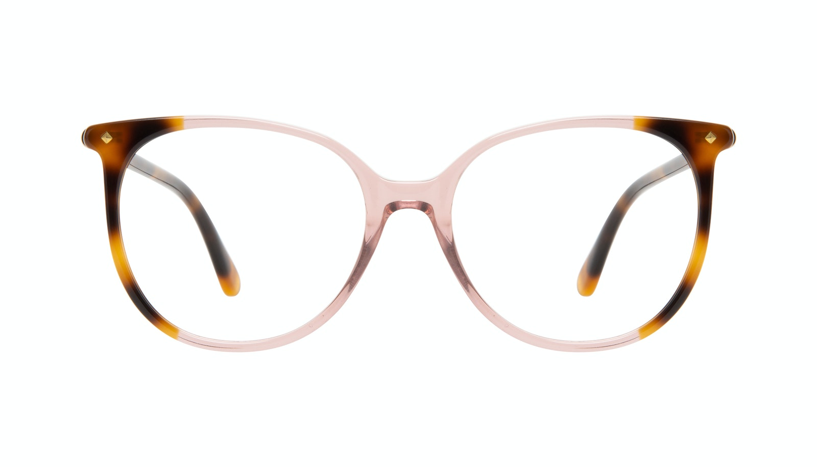 Affordable Fashion Glasses Round Eyeglasses Women Area Rose Tort