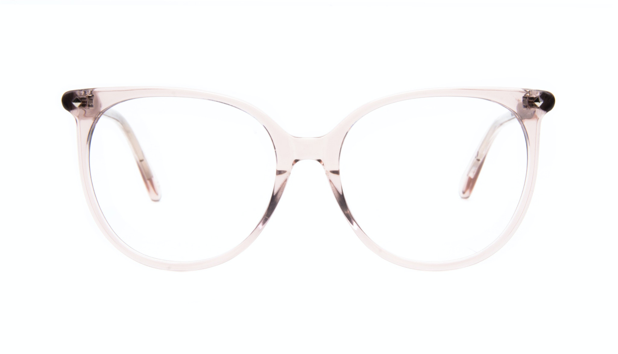 Affordable Fashion Glasses Round Eyeglasses Women Area Rose