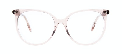 Affordable Fashion Glasses Round Eyeglasses Women Area Rose Front