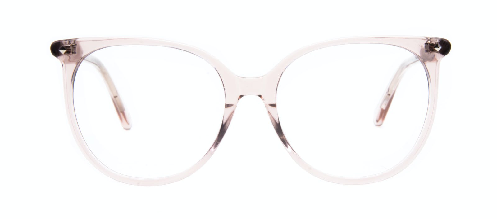 466a04d0dc1 Affordable Fashion Glasses Round Eyeglasses Women Area Rose Front