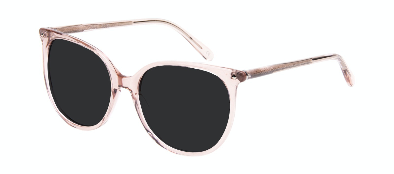 Affordable Fashion Glasses Round Sunglasses Women Area Rose Tilt