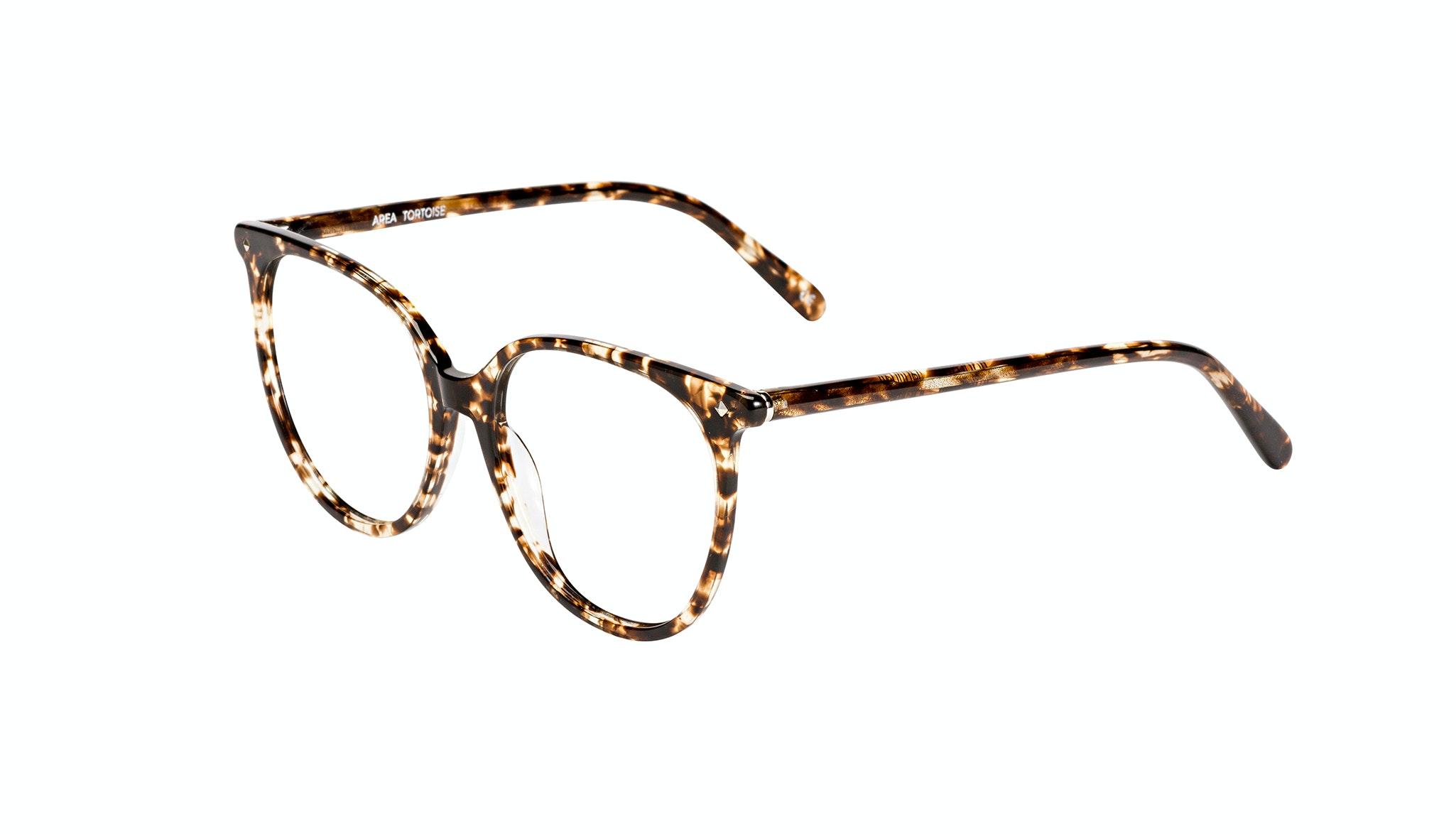 Affordable Fashion Glasses Cat Eye Square Eyeglasses Women Area Tortoise Tilt