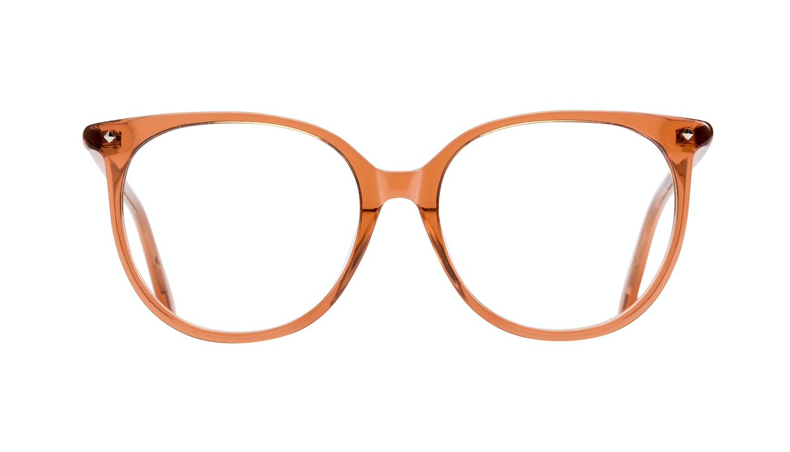 Affordable Fashion Glasses Round Eyeglasses Women Area Umber