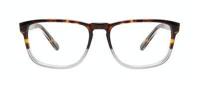 Affordable Fashion Glasses Square Eyeglasses Men Arctic Pacific Front