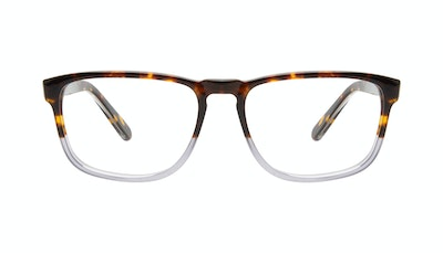 Affordable Fashion Glasses Square Eyeglasses Men Arctic Pacific Front