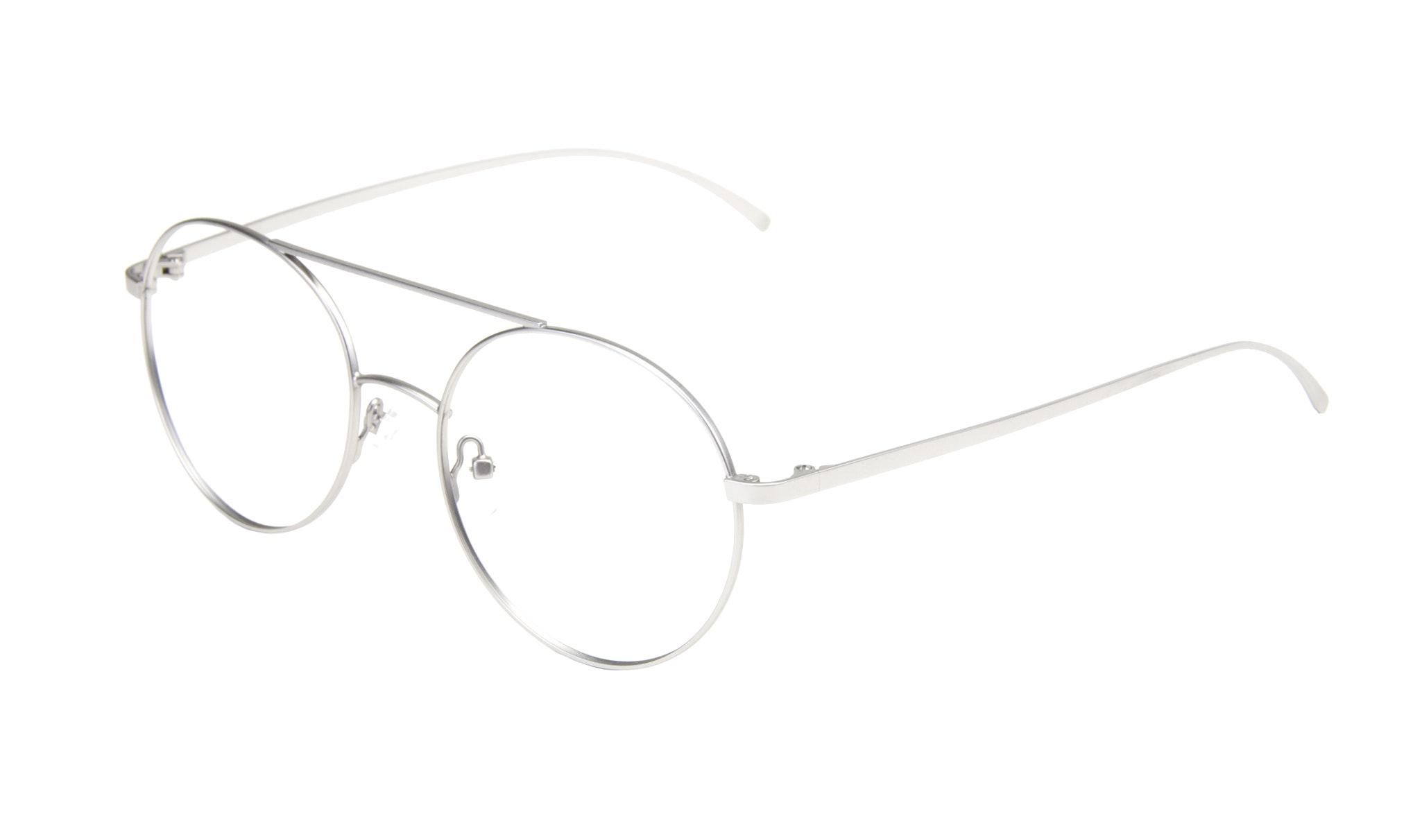 Affordable Fashion Glasses Aviator Round Eyeglasses Women Baby Steel Tilt