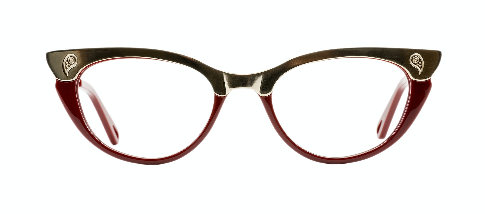 Affordable Fashion Glasses Cat Eye Daring Cateye Eyeglasses Women Bad Beti Paro Front