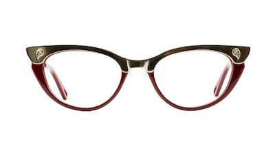 Affordable Fashion Glasses Cat Eye Daring Cateye Eyeglasses Women Bad Beti Paro Front