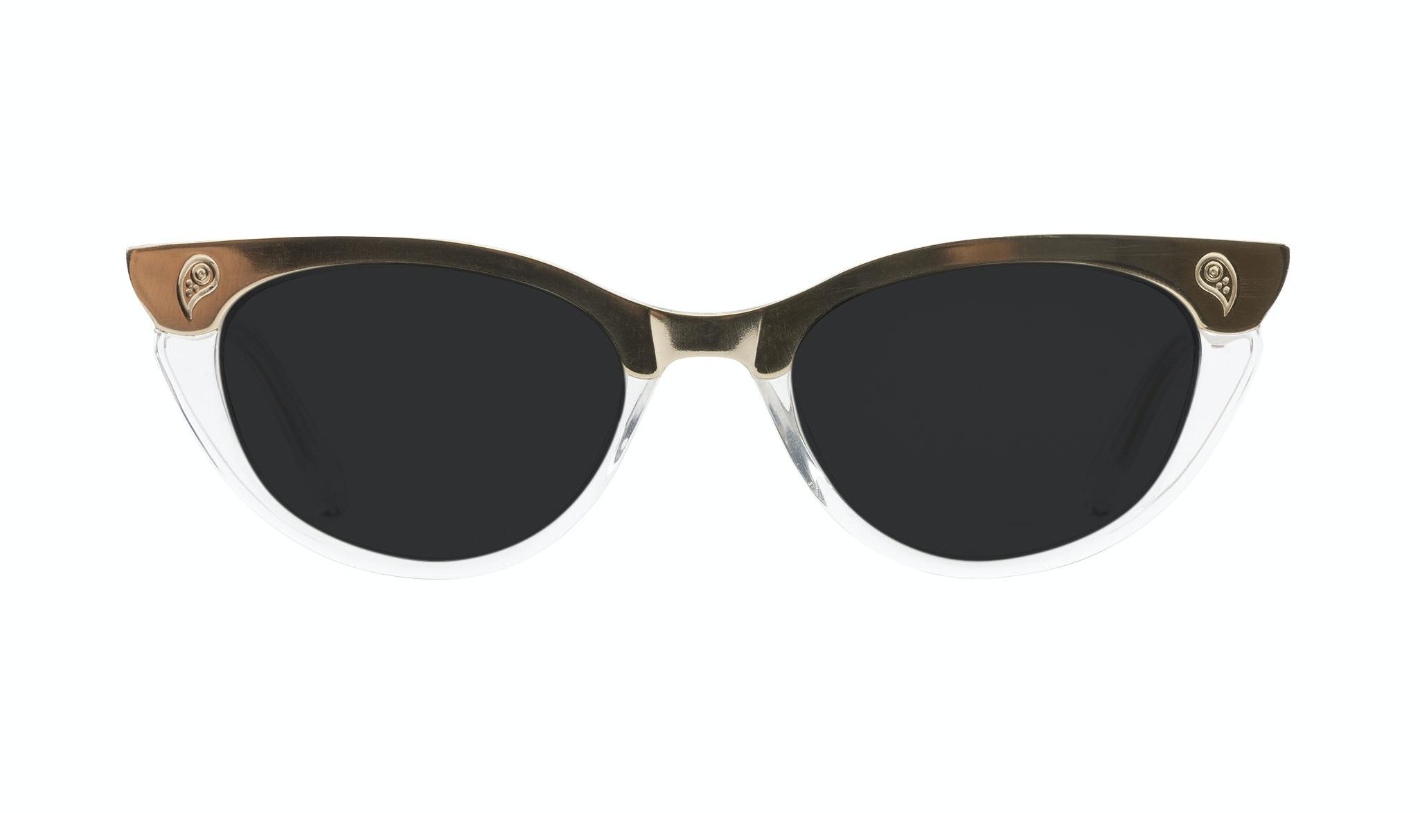 Affordable Fashion Glasses Cat Eye Daring Cateye Sunglasses Women Bad Beti Babbu Front