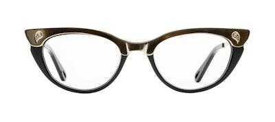 Affordable Fashion Glasses Cat Eye Daring Cateye Eyeglasses Women Bad Beti Mumtaz Front