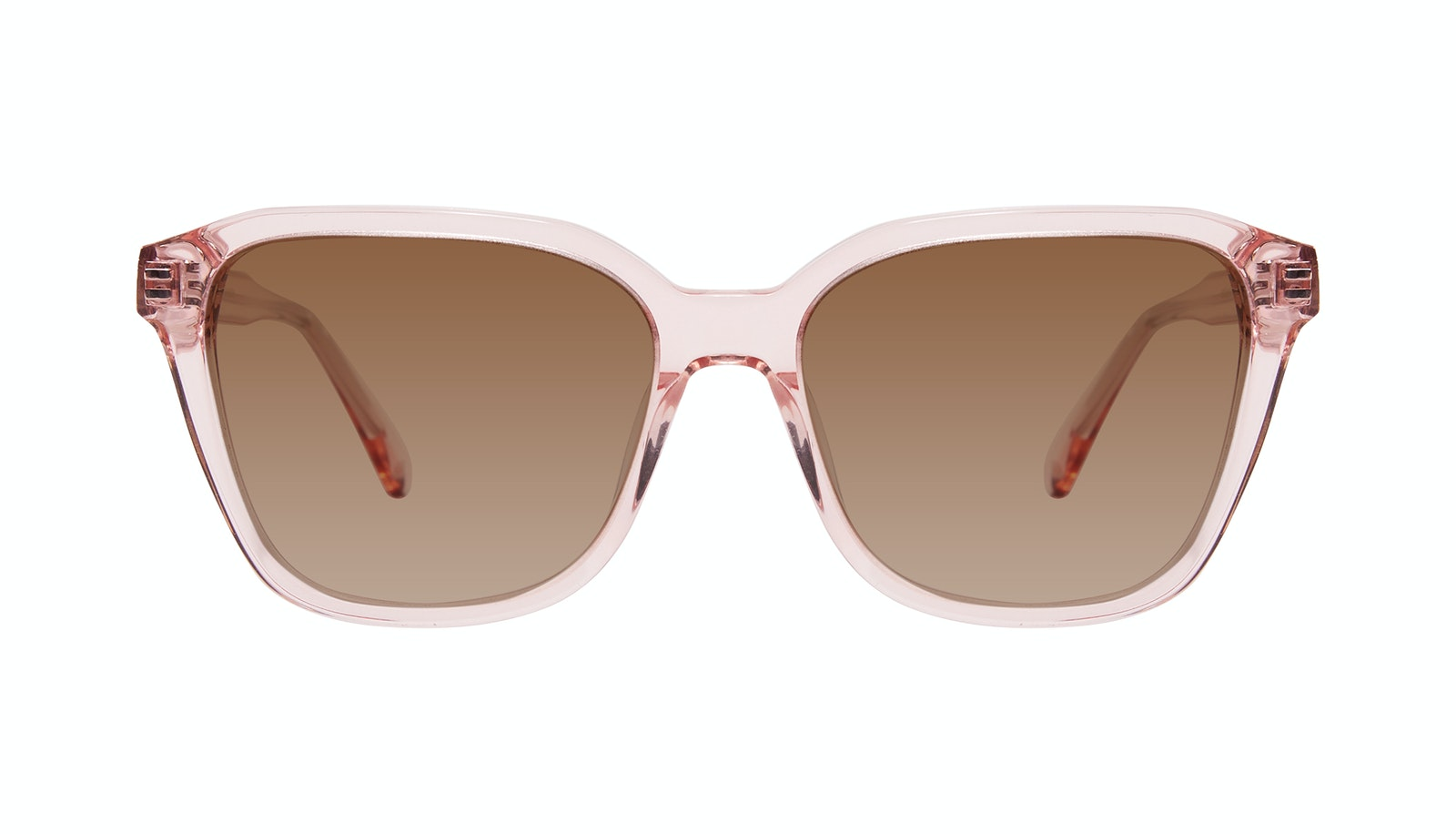 Affordable Fashion Glasses Square Sunglasses Women Basel M Peony