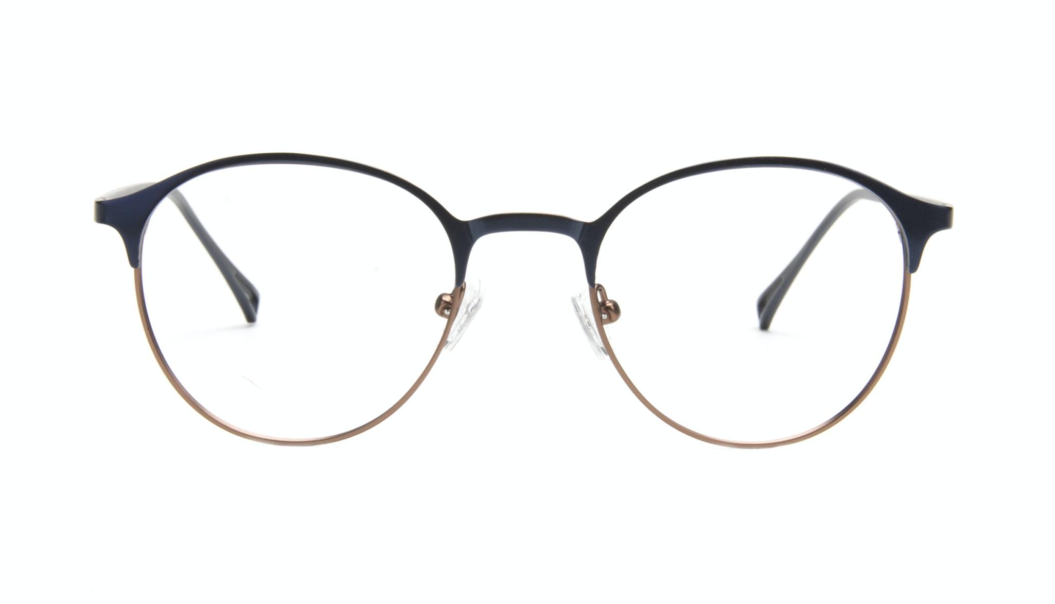 Affordable Fashion Glasses Round Eyeglasses Women Bay Marine Front