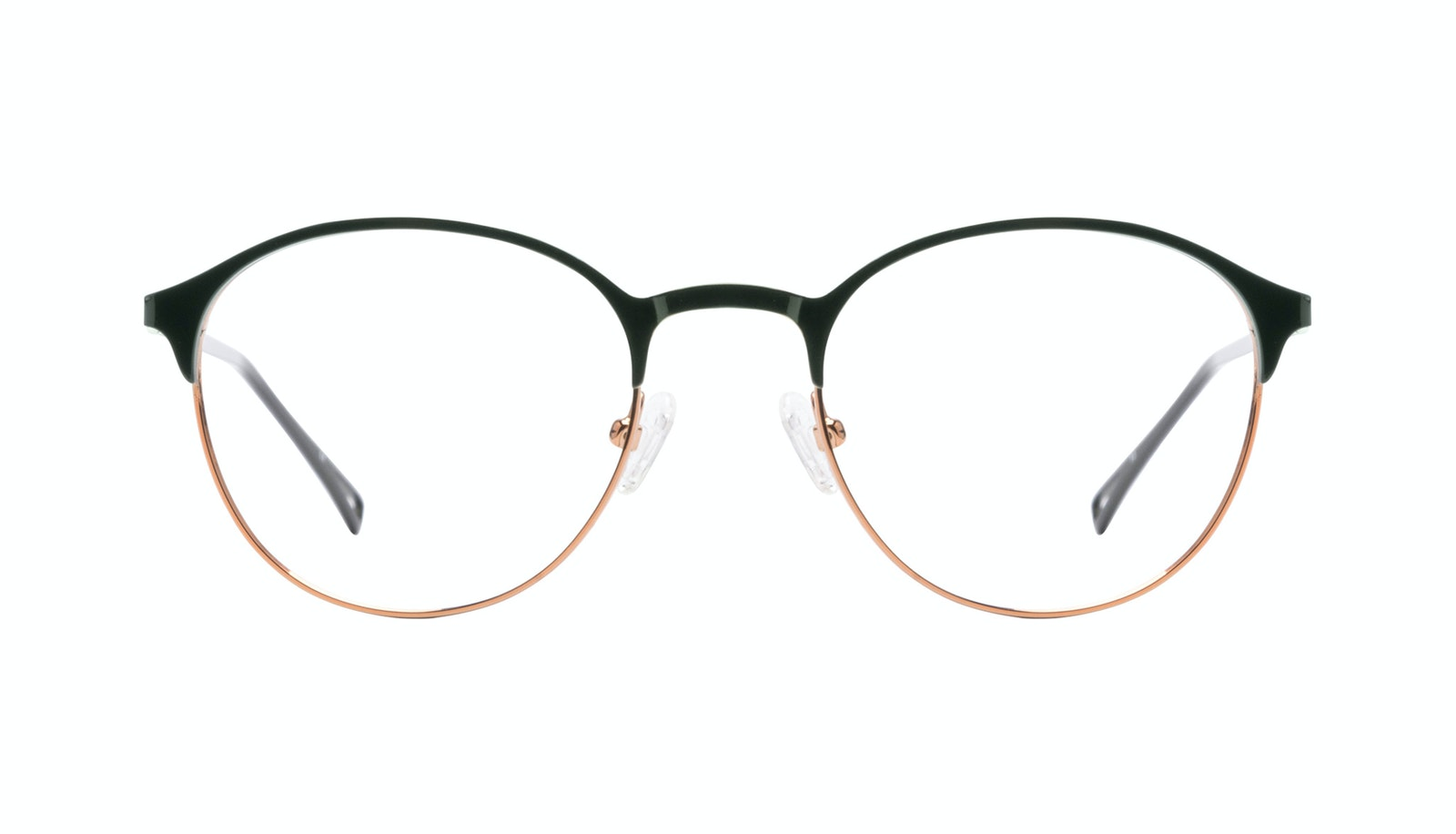 Affordable Fashion Glasses Round Eyeglasses Women Bay Emeraude