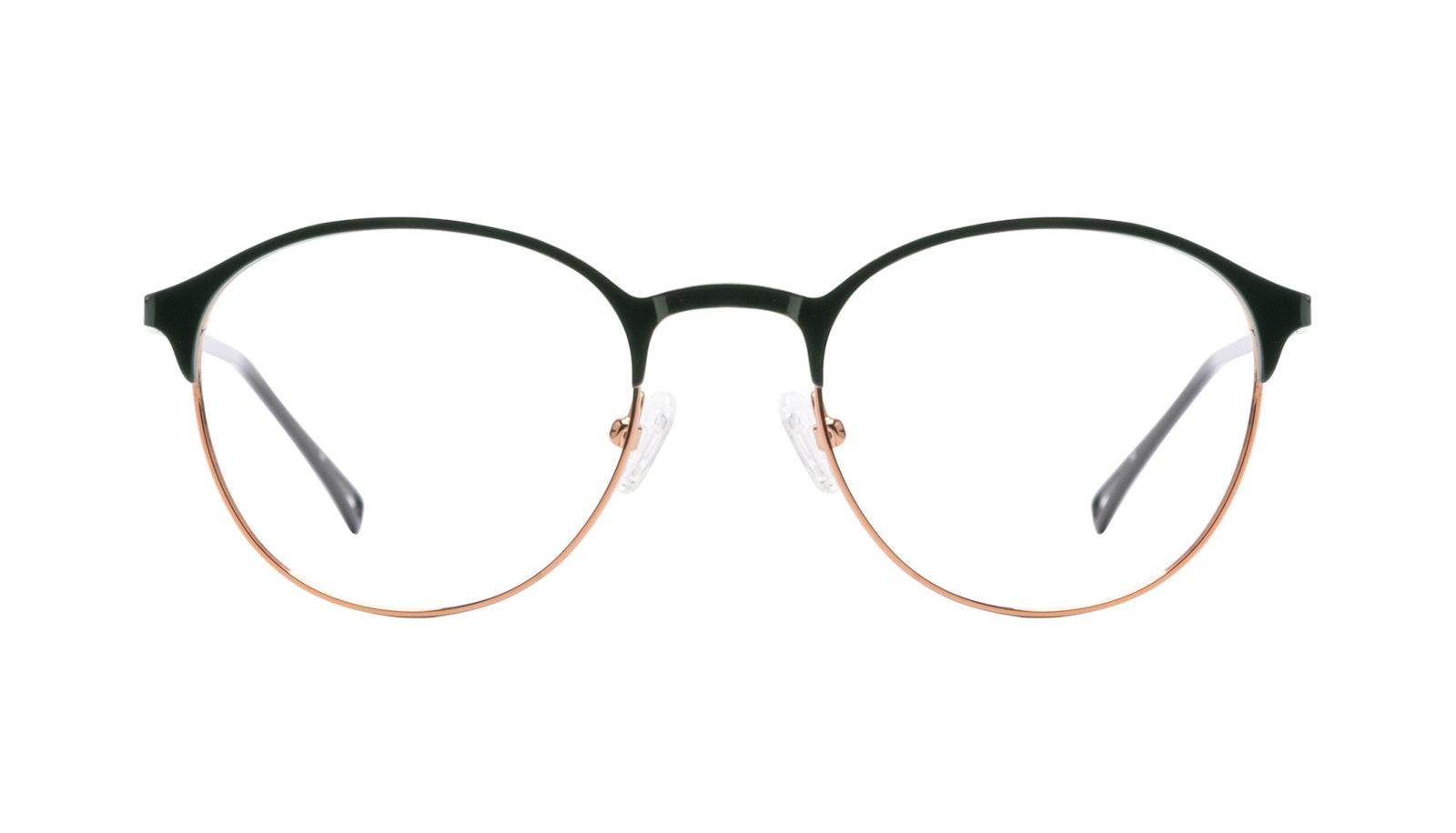 Affordable Fashion Glasses Round Eyeglasses Women Bay Emeraude