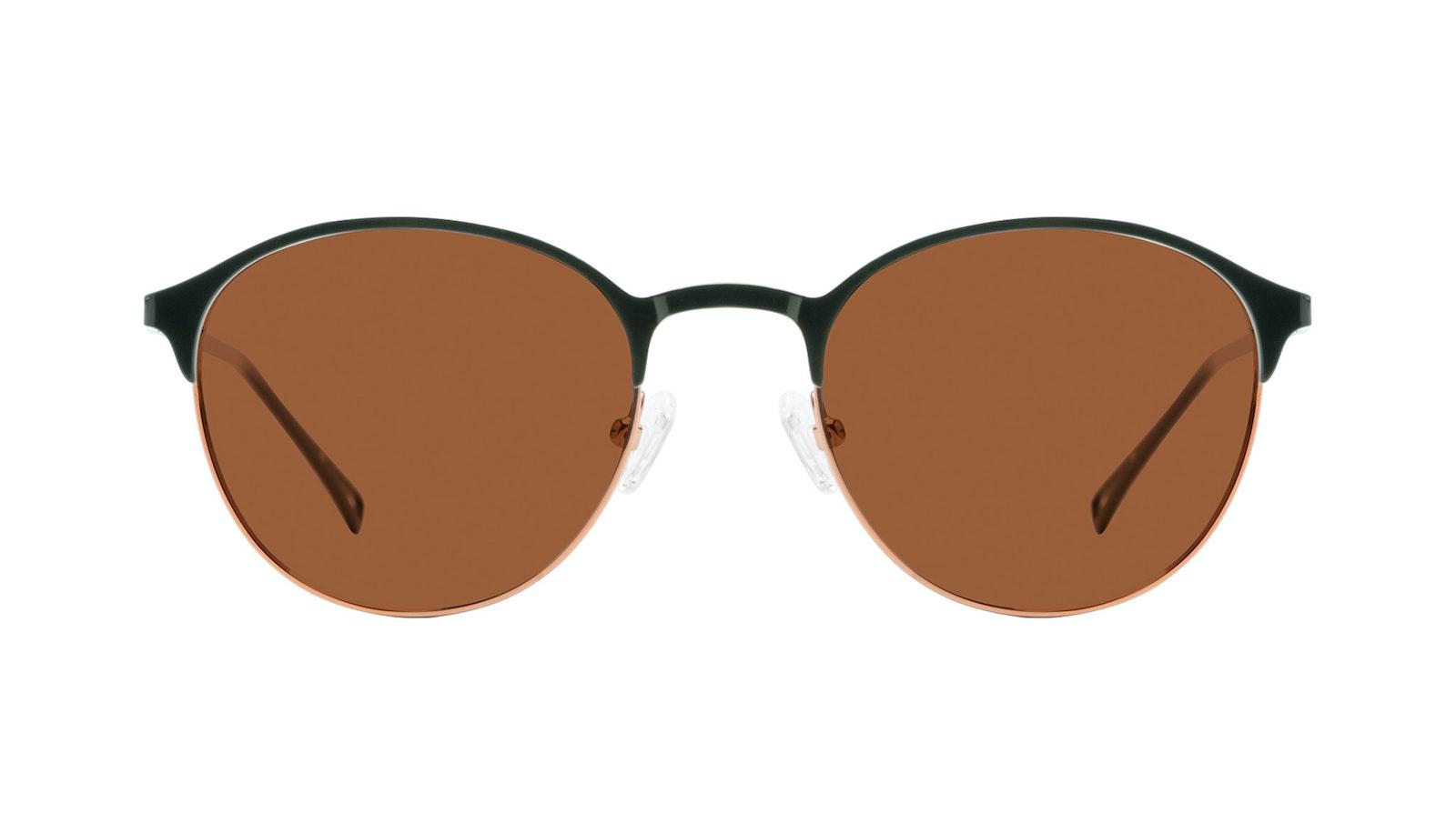 Affordable Fashion Glasses Round Sunglasses Women Bay Emeraude