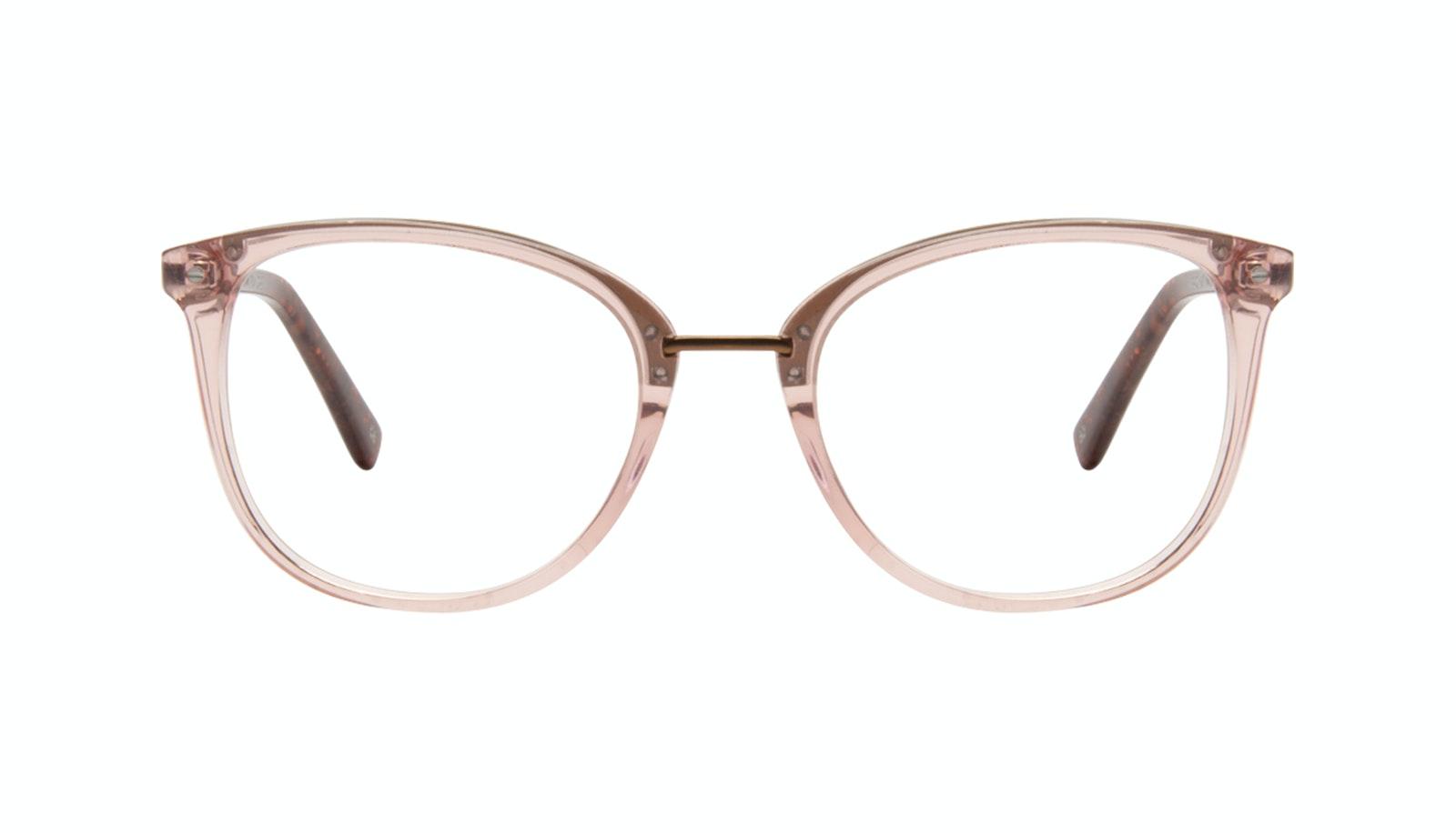 Affordable Fashion Glasses Square Round Eyeglasses Women Bella Rose