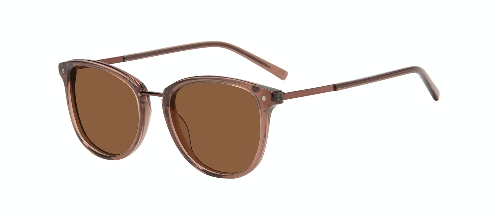 Affordable Fashion Glasses Square Round Sunglasses Women Bella Terra Tilt