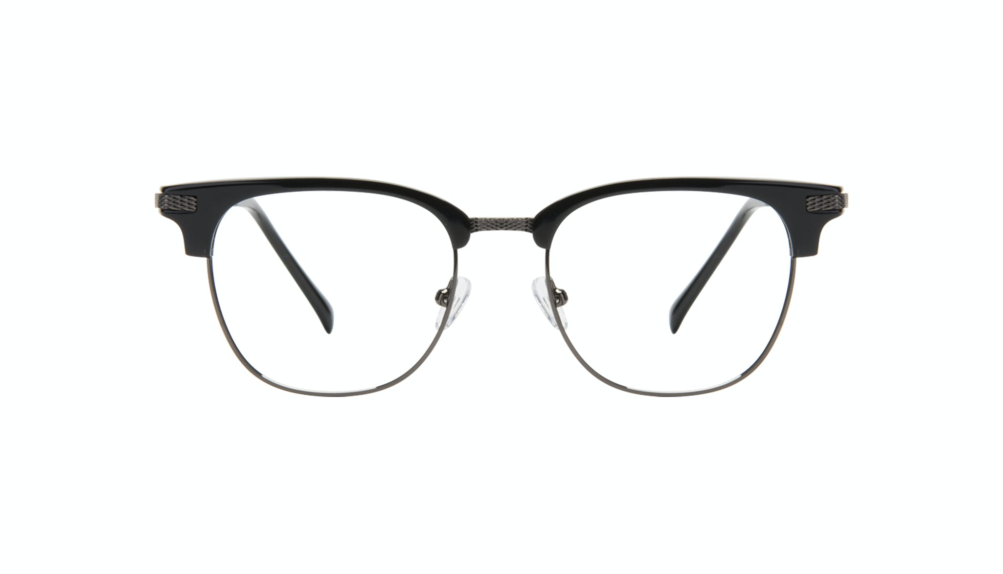 Affordable Fashion Glasses Square Eyeglasses Men Blacktie Onyx