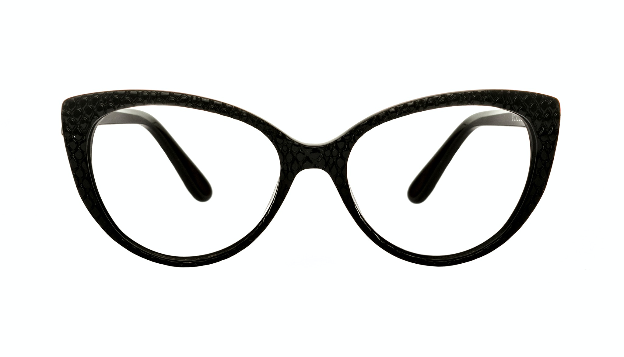 Affordable Fashion Glasses Cat Eye Eyeglasses Women Bliss Croco